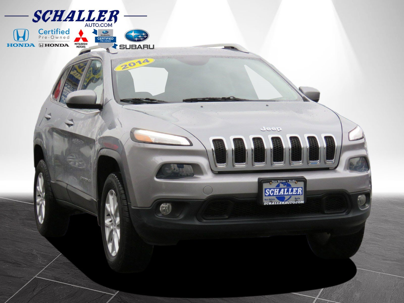Wonderful Pre Owned 2014 Jeep Cherokee Latitude