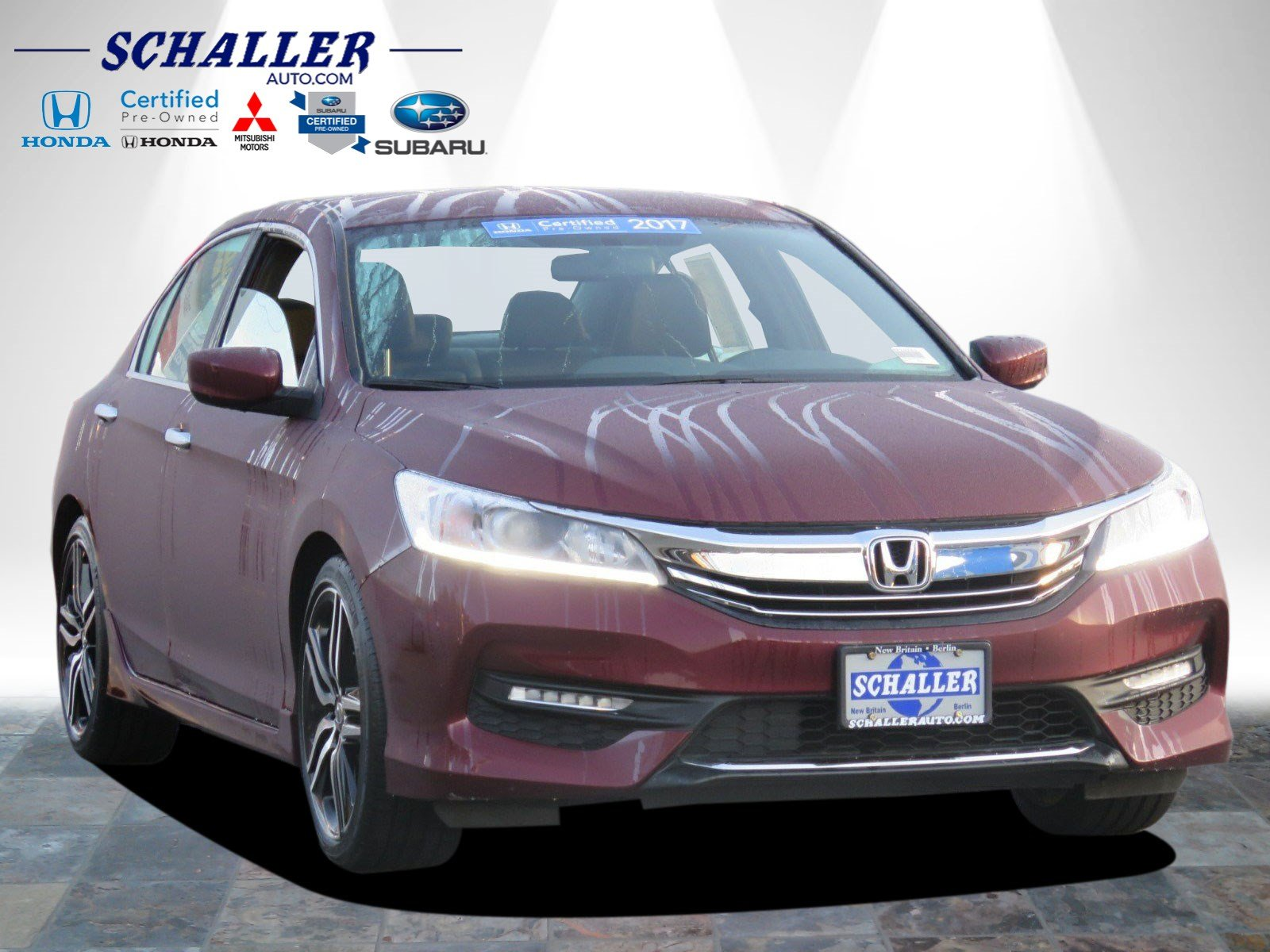 Certified Pre Owned 2017 Honda Accord Sport Se