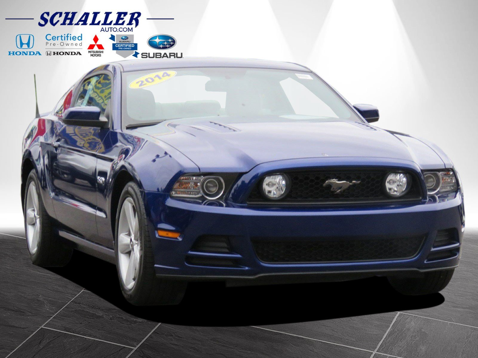 Pre Owned 2014 Ford Mustang GT 2dr Car in New Britain H2323A