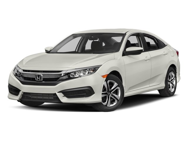 Honda Civic Certified Pre Owned >> Certified Pre Owned 2017 Honda Civic Sedan Lx