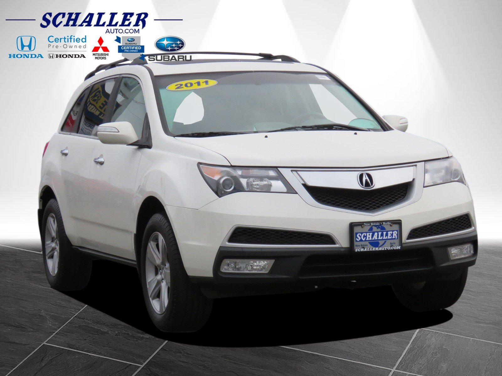 Pre Owned 2011 Acura MDX Tech Pkg Sport Utility in New Britain