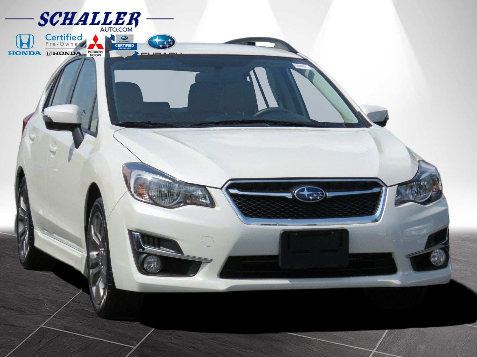 Certified Pre Owned 2016 Subaru Impreza Wagon 2 0i Sport Limited