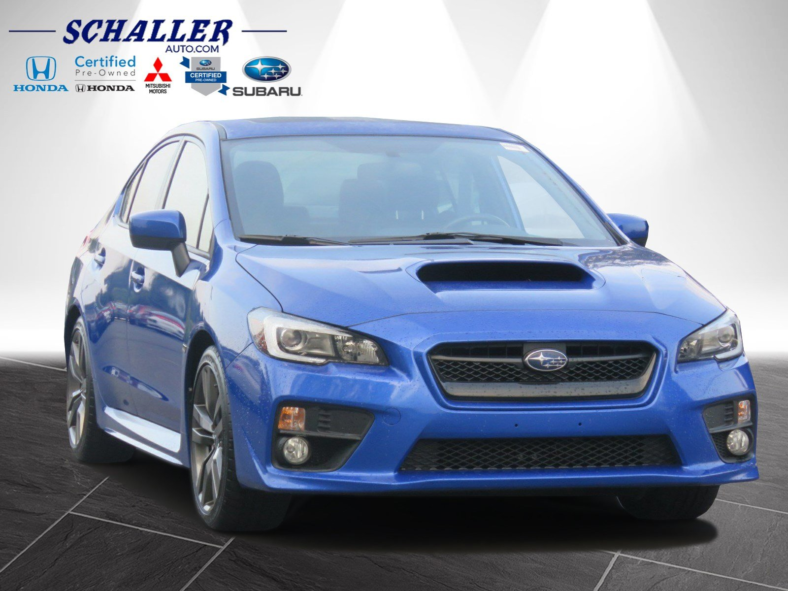 Certified Pre Owned 2017 Subaru Wrx Limited