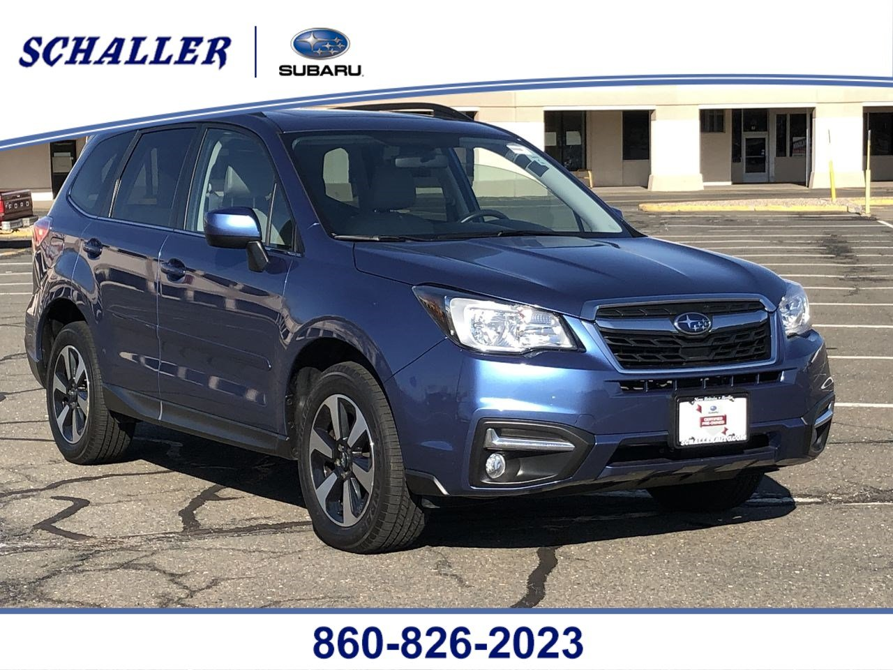 Certified Pre Owned 2017 Subaru Forester Limited Sport Utility In New Britain S13589b Schaller Honda