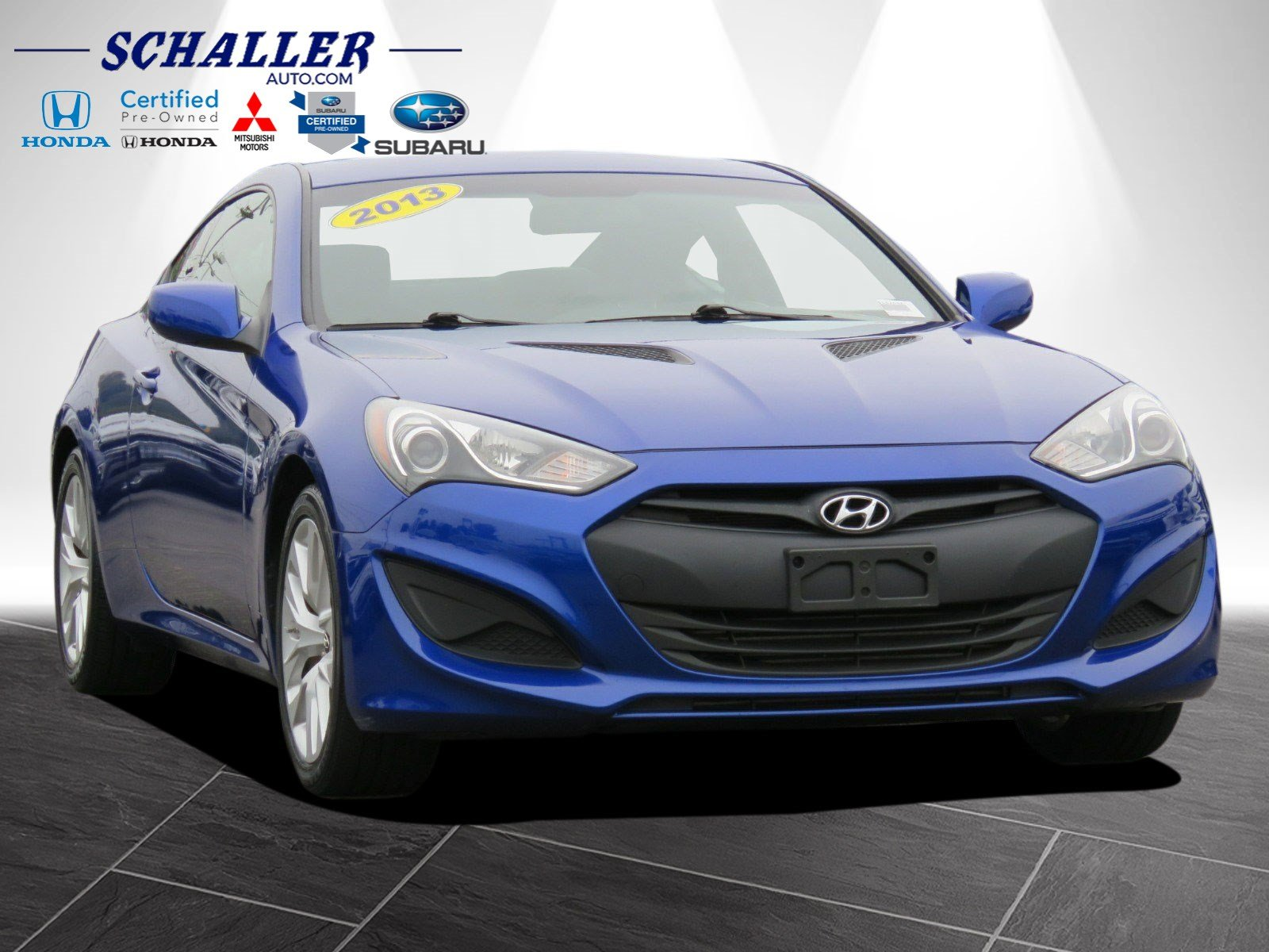 Pre Owned 2013 Hyundai Genesis Coupe 2.0T