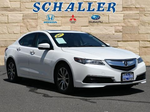2017 Acura TLX 2.4L w/Technology Package
