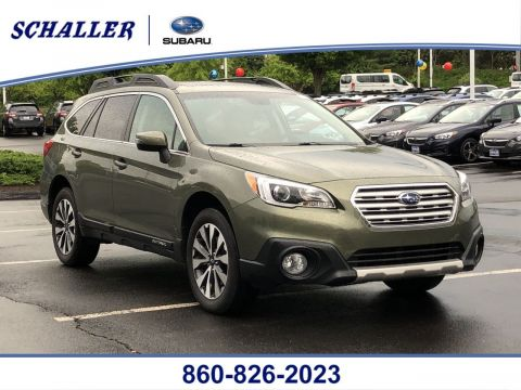 Certified Pre-Owned 2015 Subaru Outback 2.5i Limited