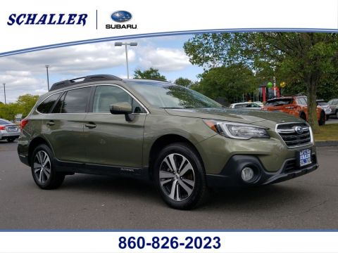 Certified Pre-Owned 2019 Subaru Outback Limited