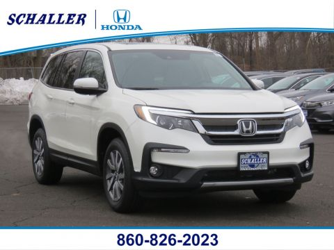 New 2019 Honda Pilot EX-L with Navigation with Rear Entertainment System
