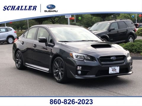 Certified Pre-Owned 2016 Subaru WRX Limited