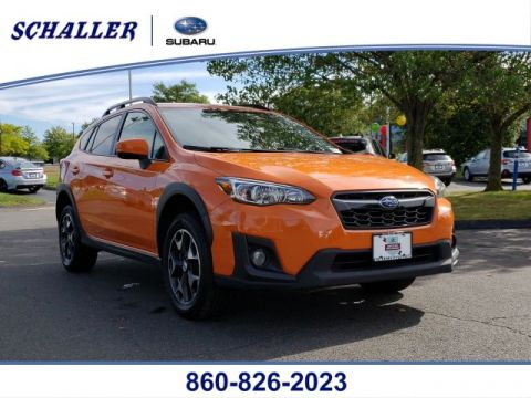 Certified Pre-Owned 2018 Subaru Crosstrek Premium